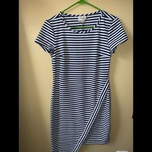 Stripe dress. never worn